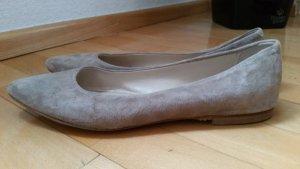 Leder Ballerinas Made in Italy Gr. 40