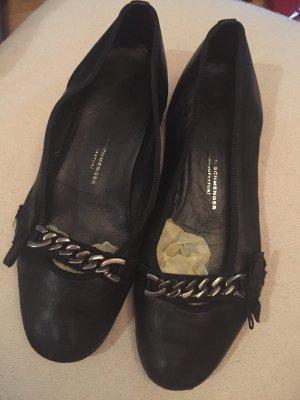 Leder Ballerinas vom Schuhmacher