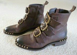 Leder Boots