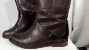 Leder Boots braun BUFFALO