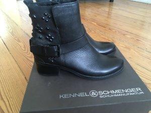 Leder Boots von Kennel& Schmenger