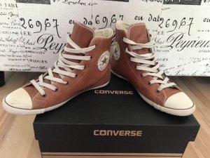 Leder Converse Chucks