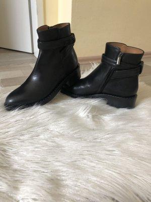 Leder Damen Boots