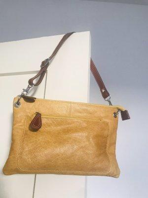 Leder-Damentasche