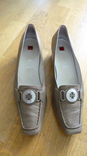 Leder: eleganter Slipper von Högl