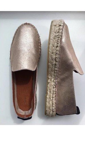 Ichi Espadrille sandalen veelkleurig