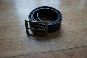 Leder Gürtel Marc O'Polo schwarz 90 M