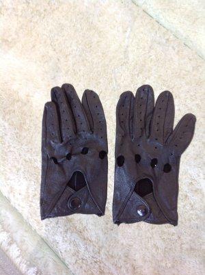 Leder Handschuhe, Bike Typ, M