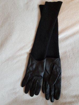 H&M Guanto imbottito nero