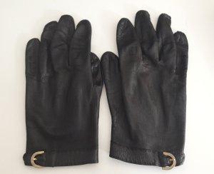 Leder Handschuhe Gr. 7