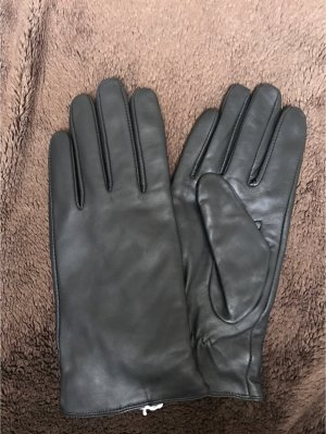 COS Gloves black
