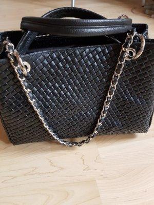 Leder- Handtasche