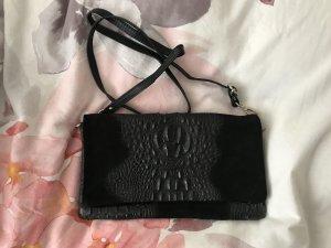 Leder Handtasche aus Italien NEU