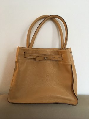 Bolso barrel beige