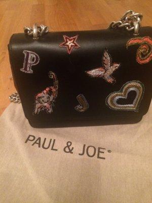 Leder Handtasche Paul & joe siehe auch Stiefeletten dazu größe 41