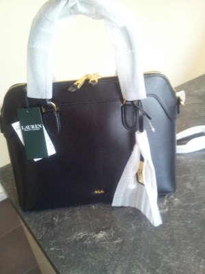 Leder Handtasche RALPH LAUREN Tasche NP 276,- Euro