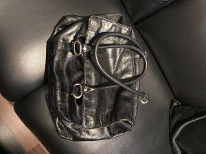 5th Avenue Handbag black-gold-colored