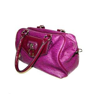 Guess Bolso violeta oscuro Cuero
