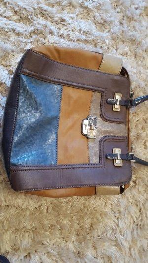 Leder Handtasche von Guess