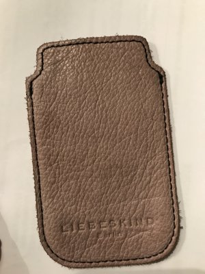 Liebeskind Carcasa para teléfono móvil rosa empolvado