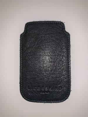 Liebeskind Étui pour téléphone portable noir