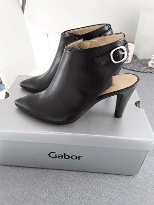 Gabor Chaussure à talons carrés noir