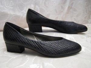 Högl Loafers black leather
