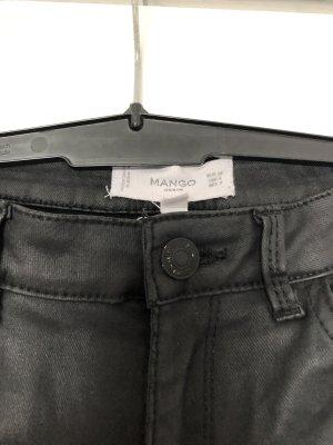 Leder Imitat Jeans Mango