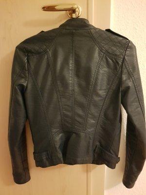 Leder Jacke vero moda Gr. 34