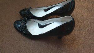 Leder lack Schuhe Gr. 6,5 von Lloyd