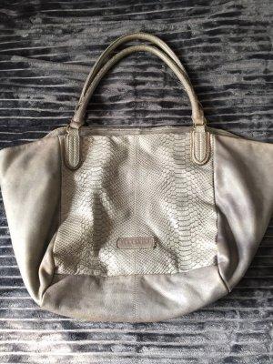 Liebeskind Berlin Shoulder Bag grey-light grey