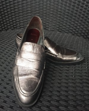 Leder Loafer von Zara. Gr.37.