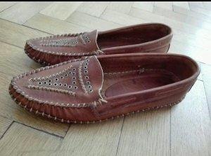 Leder Loafers von Buffalo