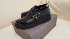 leder loafers von Leqarant in grosse 38