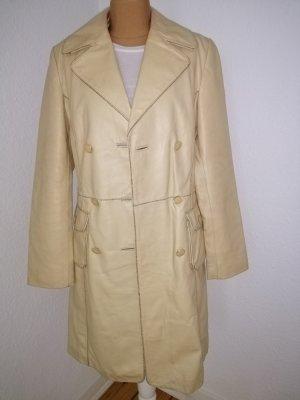 Leder Mantel von Object