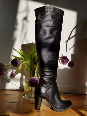 Fantasy per Effegi Kniehoge laarzen zwart