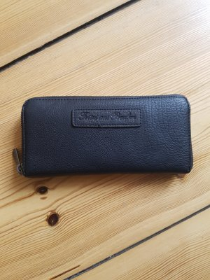 Fritzi aus preußen Wallet black leather