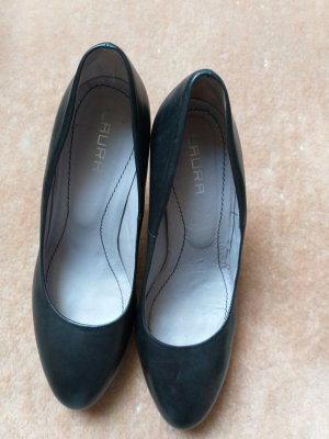 Leder Pumps 39
