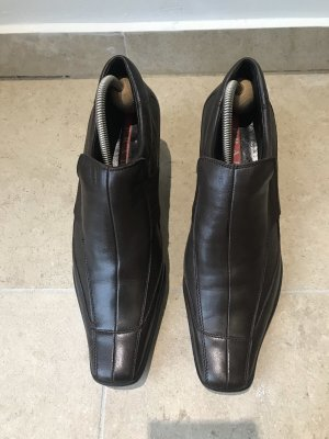 Leder Pumps PRADA Leder Schuhe