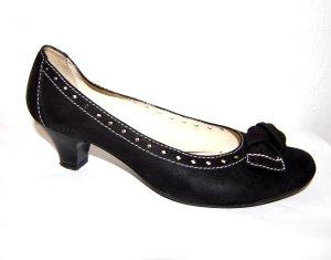 Geox Respira Zapatos Informales negro Cuero
