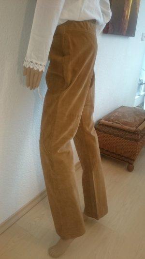 LEDER-SALE!!! LETZTER PREIS!!Tolle High-Waist-Lederhose Echtes Wildleder Vintage