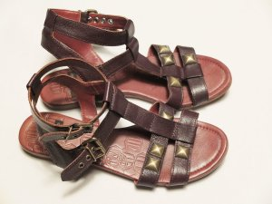 Vagabond Roman Sandals brown