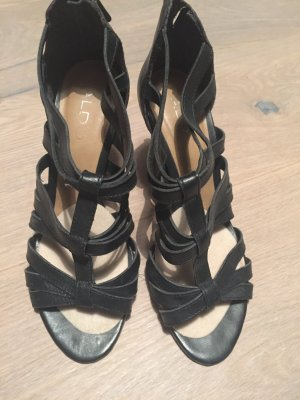 Leder Sandaletten ALDO 36 schwarz