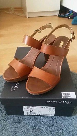 Leder Sandaletten Marc O'Polo