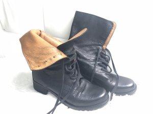Lace Shoes black-light brown
