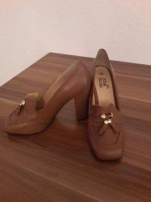 Leder Schuh von Alba Moda Neu