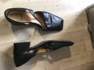 Audley High-Heeled Sandals black