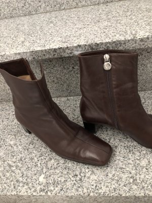 Leder Schuhe Stiefeletten Gr 36 von Voltan Italy