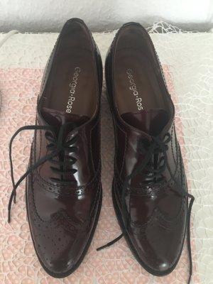 Leder Schuhe von Georgia Rose