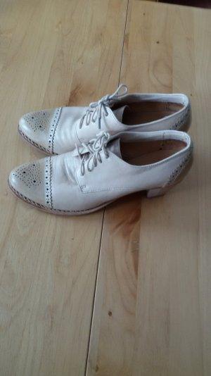 Leder Schuhe von VERO CUOIO neuwertig